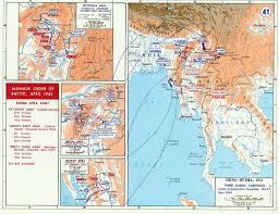 Map Of India And China by Map Map Of Situation In India And Burma Nov 1943 May 1944