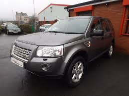 land rover freelander 2005 2007 land rover freelander 2 td4 gs 6 489