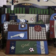 Baseball Nursery Bedding Sets by Cooperstown Baby Crib Bedding Set 15 Remarkable Baby Boy Sports