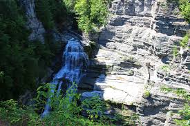 Robert H Treman State Park Map by Exploring Robert H Treman State Park In Ithaca Ny Justin Plus