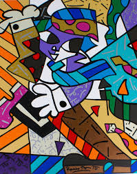 romero britto art loft pop u0026 urban art romero britto originals