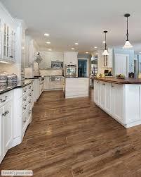 wooden kitchen flooring ideas wood tile kitchen 36 kitchen floor tile ideas designs and