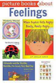 Bad Day Go Away A Book For Children Books About Feelings No Time For Flash Cards