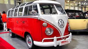 volkswagen classic van volkswagen to end production of iconic hippie bus this year the