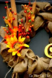 the easiest burlap wreath you will ever make duke manor farm
