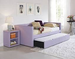 standard furniture lindsey twin daybed in lavender beyond stores