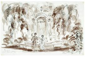 the film work of stage designer oliver messel victoria and