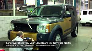 custom land rover lr3 landrover discovery carwrap clean team navigate north youtube