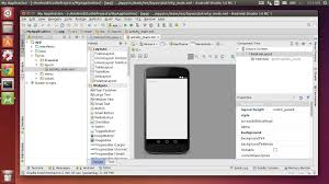 android studio linux behance
