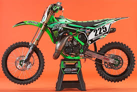 the best motocross bikes motocross action magazine we ride bud racing u0027s kawasaki kx112