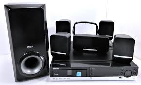 rca home theater 1000 watts acoustic audio aa5102 800w 5 1 channel home theater surround sound