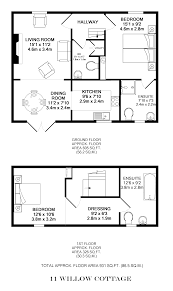 Double Master Bedroom Floor Plans by Cottages La Place Jersey