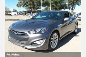 hyundai genesis coupe resale value used hyundai genesis coupe for sale in carrollton tx edmunds