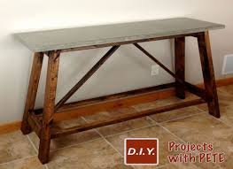 Build A Picnic Table Cost by How To Build A Concrete Table For Beginners
