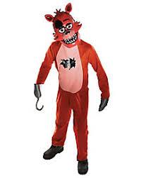 Fox Halloween Costume Kids Nights Freddy U0027s Halloween Costumes Spirithalloween