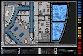 blueprint database star trek blueprints enterprise nx 01 deck