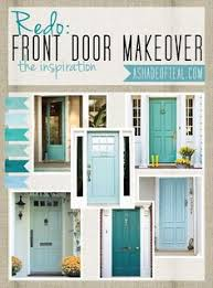 Exterior Door Colors Redo Front Door Inspiration Front Doors Doors And House