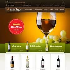 Kosher Champagne Website Design 45066 Wine Store Production Custom Website Design