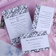 Cheap Wedding Invitations Online 31 Best Black And White Wedding Invitations Images On Pinterest