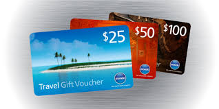 travel gift cards faqs