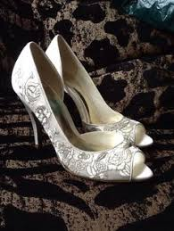 wedding shoes monsoon taira sparkle peeptoe of the dress ideas