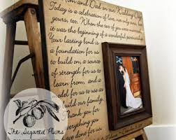 Personalized Gifts For The Bride Wedding Gift Parents Etsy