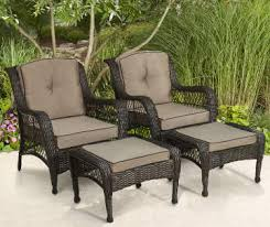 Wicker Patio Table Set Patio Outdoor Furniture Big Lots