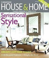 home decor magazine home decor magazine canada hum home review