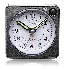 travel alarm clocks images Top 15 travel alarm clocks 2018 reviews vbestreviews png