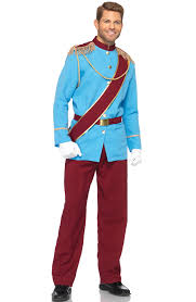 Disney Halloween Costumes Adults Disney Prince Charming Costume Pure Costumes Costumes