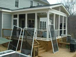 patio ideas screened in front porch decorating ideas screened