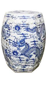173 Best Bathroom Images On by Blue Chinese Garden Stool Home Outdoor Decoration