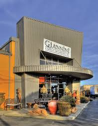 about giannini fountains planters san francisco bay area