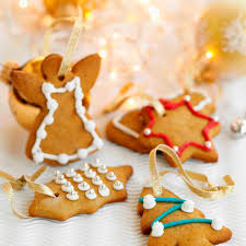 gingerbread tree decorations baking mad