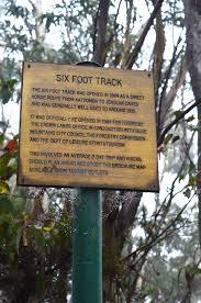jen kui shares six foot track experience blue mountains news