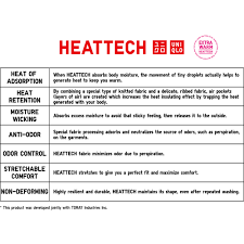 Warm Men Heattech Extra Warm Tights Uniqlo Us