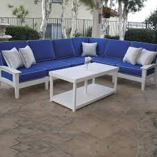 How To Clean Outdoor Chairs Eagle One Newport Recycled Plastic Patio Sectional Set Cedar