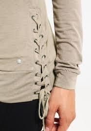 K Heneinrichtung G Stig Khujo Adra Langarmshirt Sattelite Damen Shirts U0026 Tops Khujo