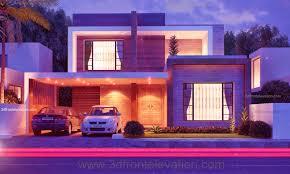 Home Design 8 Marla 10 Marla Modern House Frontelevation Rawalpindi House Elevation