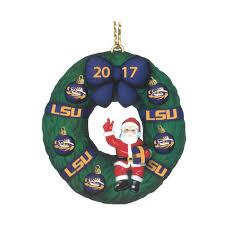 the 2017 lsu tigers ornament the danbury mint