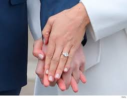 ring engaged meghan markle and prince harry make appearance since