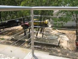 railings stainless steel u0026 cable golden gate enterprises bay