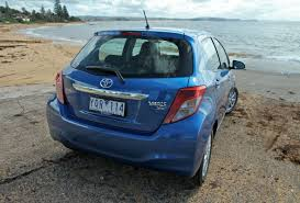 toyota yaris review caradvice