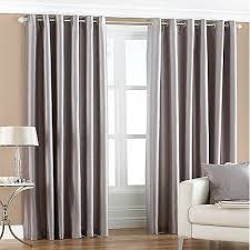 Button Top Curtains Grey Bedroom Curtains Amazon Co Uk