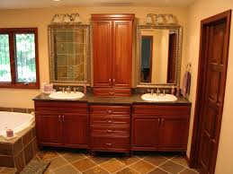 Bathroom Vanity Ideas Double Sink by Bathroom Vanity Ideas Double Sink Black Finish Stained Plastering