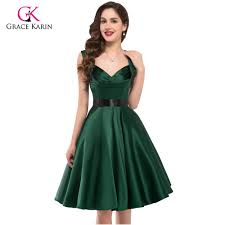 retro cocktail party 2017 womens party dresses summer style 50s 60s vintage cocktail