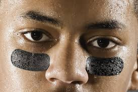 how effective is the eye black that athletes wear mental floss