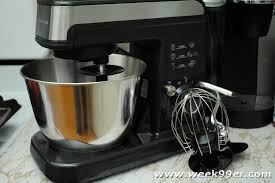 Hamilton Beach 6 Speed Stand Mixer Review & Giveaway