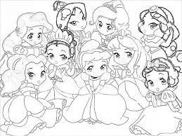 disney baby princess coloring pages pretty coloring disney baby