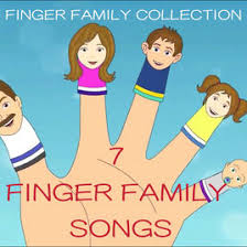 7 finger family songs finger nursery rhymes single by